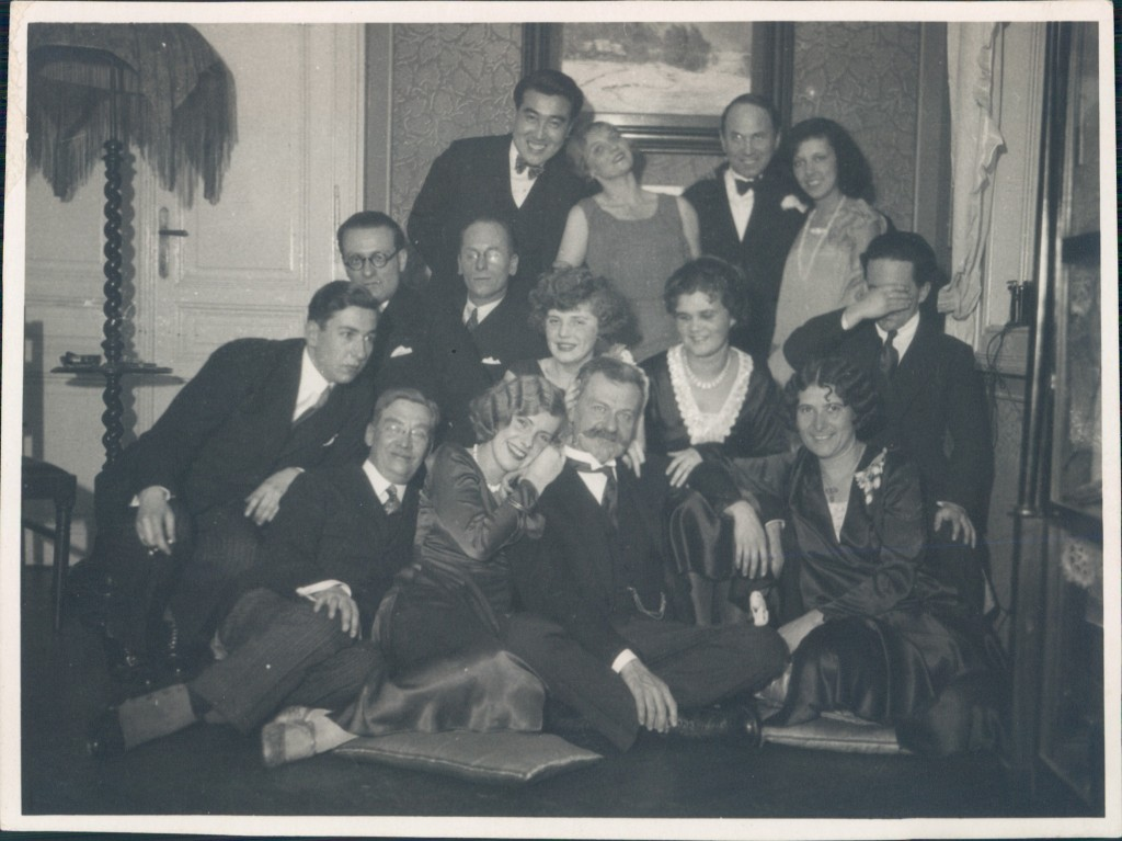 Another party photograph from December, 1929.