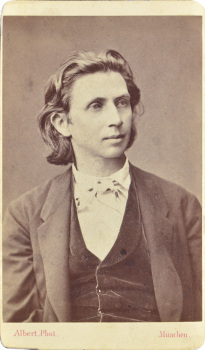 Heinrich Porges, Mathilde's brother and close associate of Richard Wagner